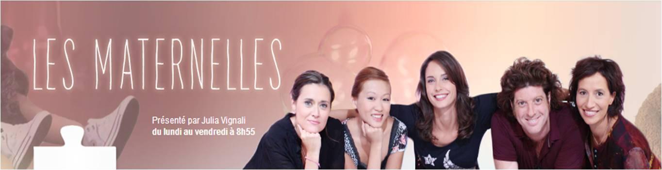 Le coup de coeur des Maternelles sur France 5 : Happy Families !