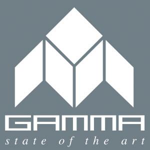 Logo GAMMA Bross Design