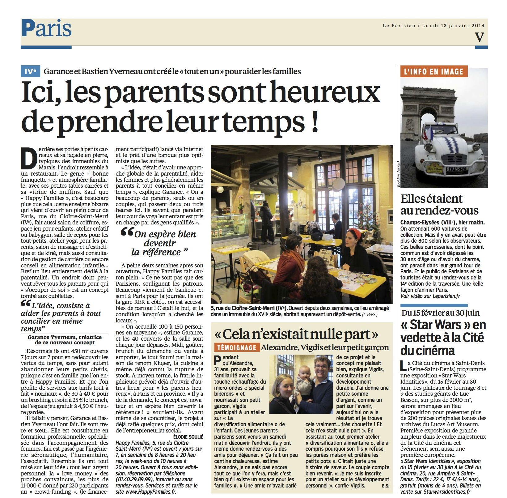 Article Parisien  - copie