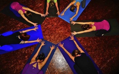 Happy Families - Yoga Mandala