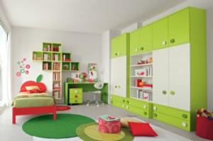 Chambre Feng-Shui pour enfants