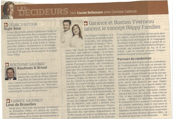 Article Figaro