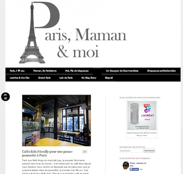 Happy Families - Article Paris Maman & Moi