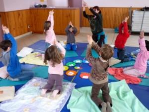 Happy Families - Yoga pour Enfant
