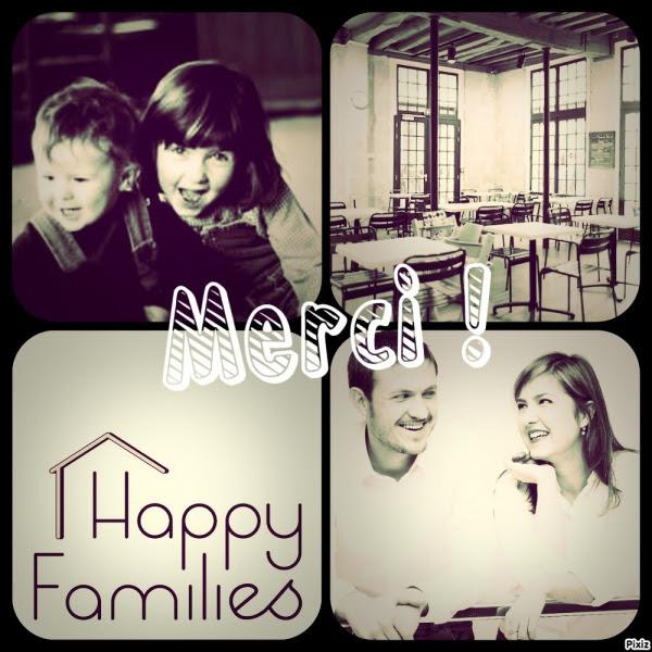 Happy Families c'est fini